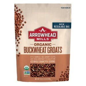 Arrowhead Mills Organic Buckwheat Groats [