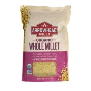 Arrowhead Mills Organic Hulled Millet [