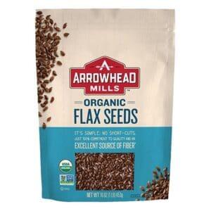 Arrowhead Mills Organic Flax Seed [