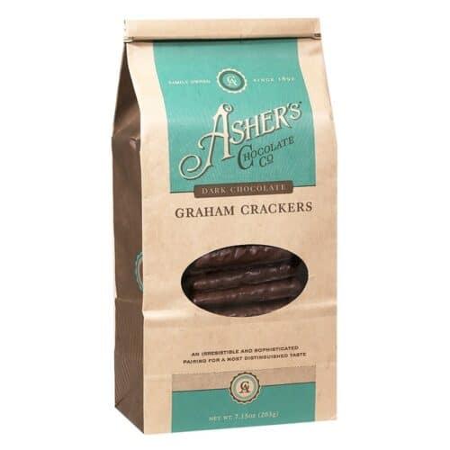Ashers Graham Crackers - Dark