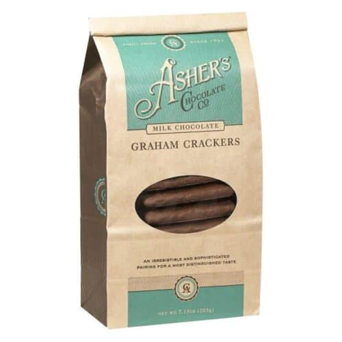 Ashers Graham Crackers - Milk
