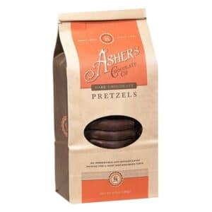 Ashers Pretzels - Dark