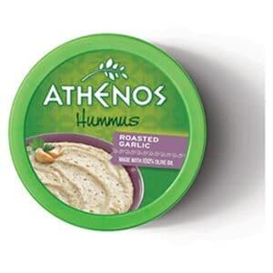 Athenos Hummus Roasted Garlic (6 pc)