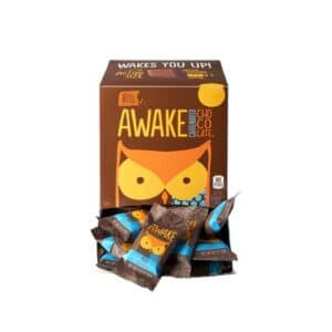 Awake Bites Milk Chocolate Changemaker