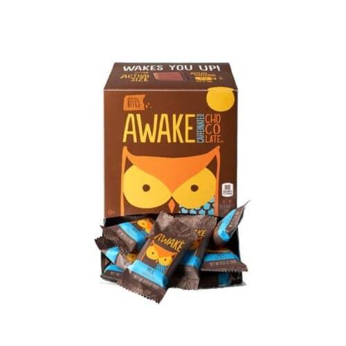 Awake Bites Milk Chocolate Changemaker