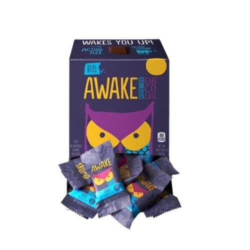 Awake Bites Dark Chocolate Changemaker