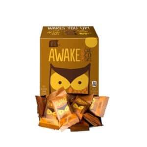 Awake Bites Caramel Chocolate Changemaker