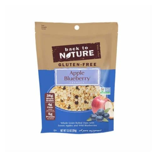 Back to Nature Granola (Apple Blueberry)