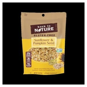 Back to Nature Granola (Sunflower & Pumpkin Seed)