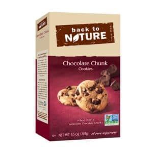 Back to Nature Cookies Chocolate Chunk