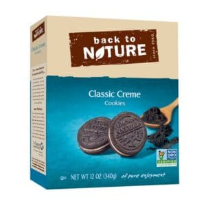 Back to Nature Cookies Classic Creme Sandwich