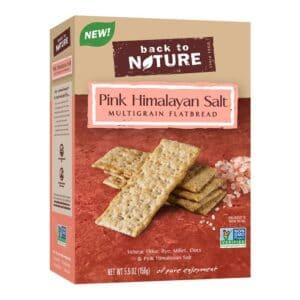 Back to Nature Pink Himalayan Salt Multigrain Flatbread