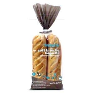 Bakerly Brioche Soft Baguette (7 pc)