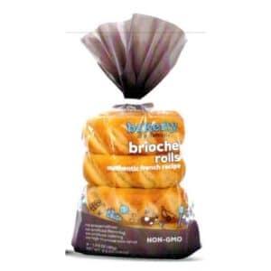 Bakerly Brioche Rolls (9 pc)