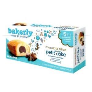 Bakerly Sponge Petit Cake Chocolate