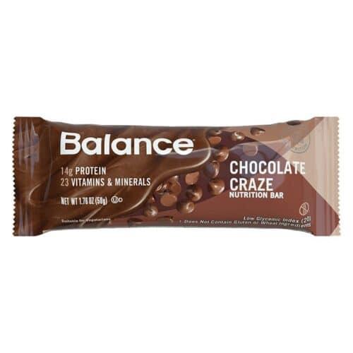 Balance Bar Chocolate Craze