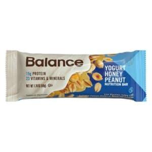Balance Bar Yogurt Honey Peanut