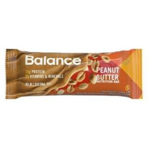 Balance Bar Peanut Butter