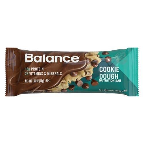 Balance Bar Cookie Dough