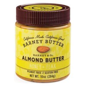 Barney Butter Almond Butter Honey+Flax (6/10oz)
