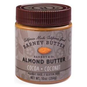 Barney Butter Almond Butter Cocoa+Coconut (6/10oz)