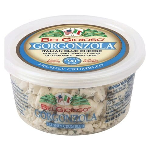 Belgioioso Crumbled Gorgonzola Small Cup (Blue) (12 pc)