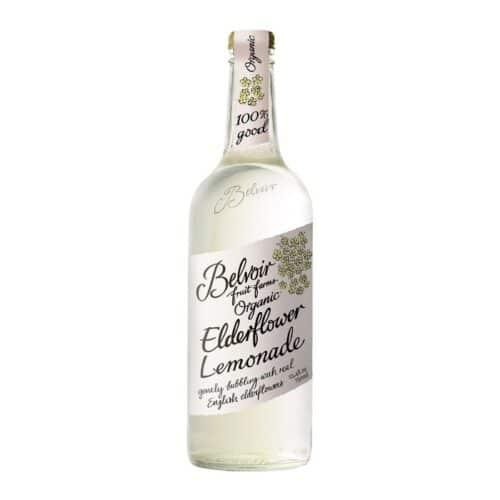 Belvoir Organic Elderflower Lemonade(25.40 fl oz)