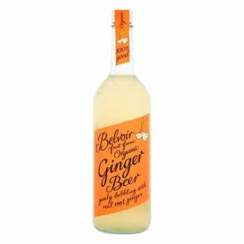 Belvoir Organic Ginger Beer(25.40 fl oz)