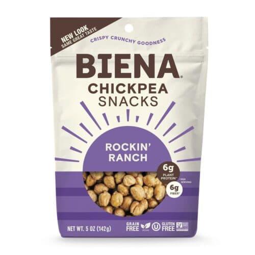 Biena Chickpea Snacks Ranch (8/5 oz)