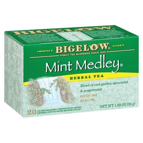 Bigelow Herbal Tea Mint Medley