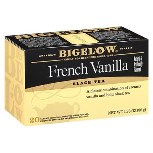 Bigelow Black Tea French Vanilla
