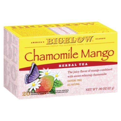 Bigelow Herbal Tea Chamomile Mango