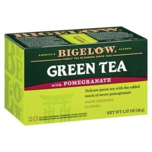 Bigelow Green Tea with Pomegranate