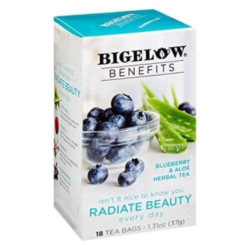 Bigelow Green Tea Ginger w/Probiotics