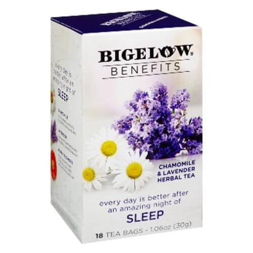 Bigelow Benefits Sleep Chamomile & Lavender