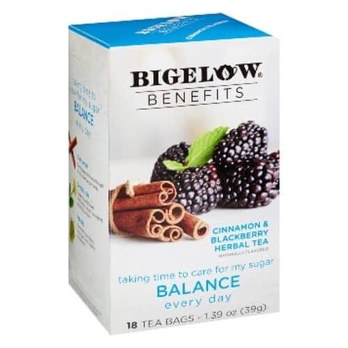Bigelow Benefits Balance Cinnamon & Blackberry