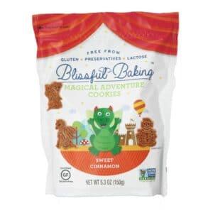 Blissful Baking G/F Magical Adventure Cookies Sweet Cinnamon