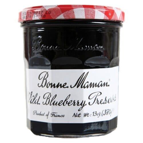 Bonne Maman Wild Blueberry Preserves