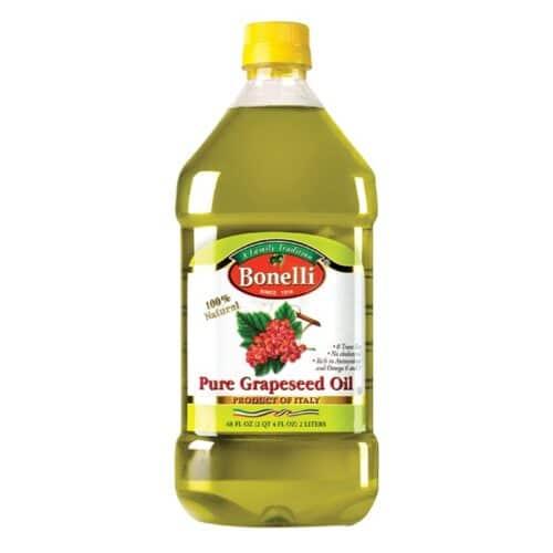 Bonelli Grapeseed Oil (Large) 68oz.