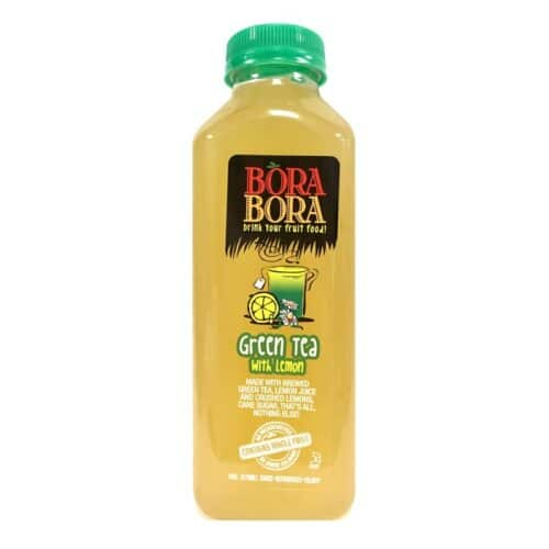 BoraBora Lemonade Green Tea with Lemon