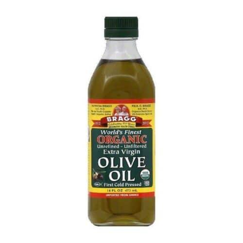 Bragg Organic Extra Virgin Olive Oil (12/16oz)