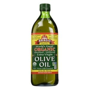 Bragg Organic Extra Virgin Olive Oil (12/32oz)