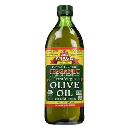 Bragg Organic Extra Virgin Olive Oil (12/32oz)