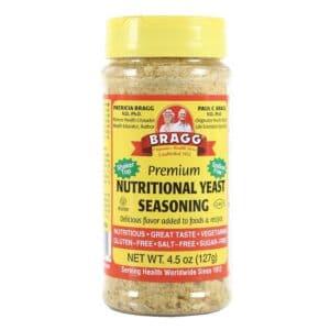 Bragg Nutritional Yeast Seasoning (4.5oz)