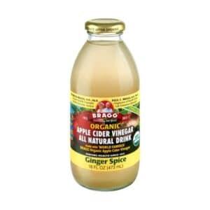 Bragg ORGANIC Apple Cider Vinegar & Ginger Spice