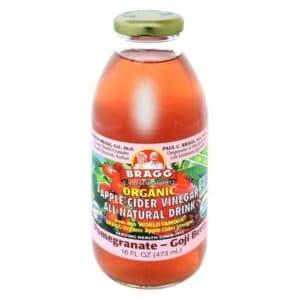 Bragg ORGANIC Apple Cider Vinegar & Pomegranate-Goji