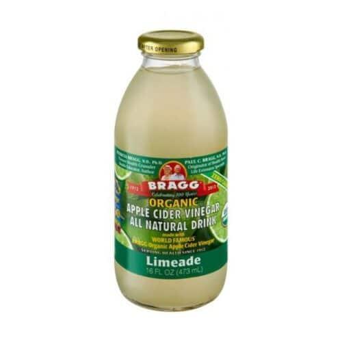 Bragg Organic Apple Cider Vinegar & Limeade
