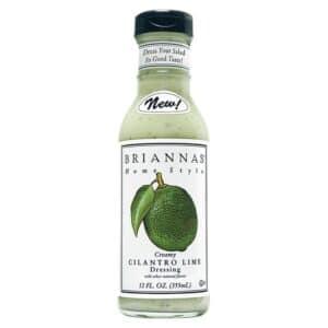 Briannas Dressing Creamy Cilantro Lime