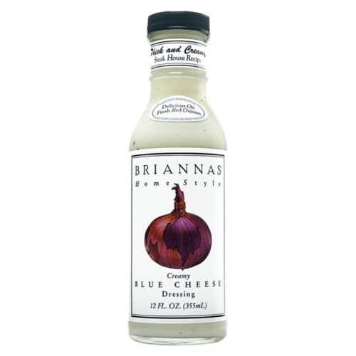 Briannas Dressing Creamy Blue Cheese