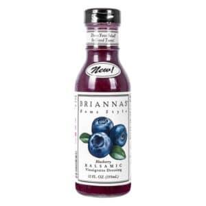 Briannas Dressing Blueberry Balsamic Vinaigrette
